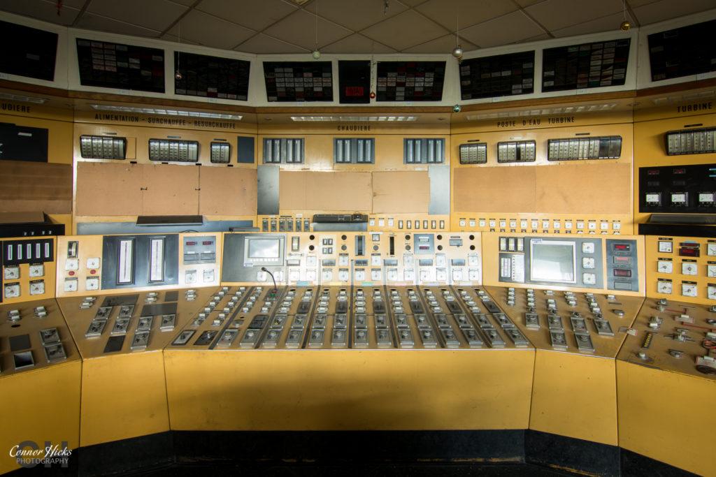 control room france schneider urbex 1024x683 Centrale De Schneider, France