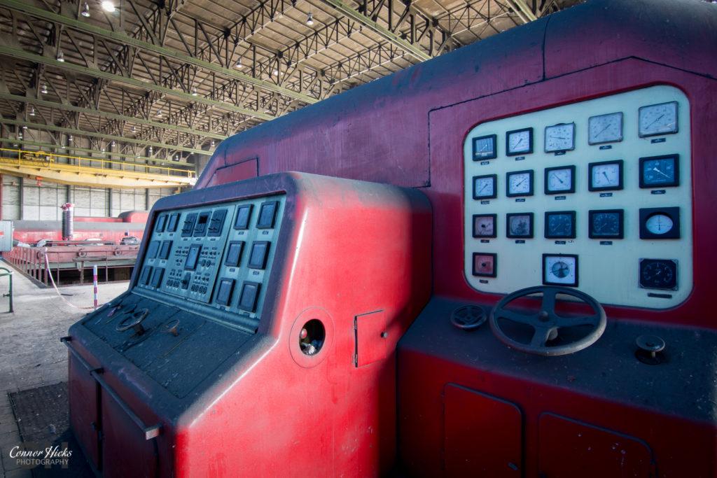 turbine urbex schneider france 1024x683 Centrale De Schneider, France