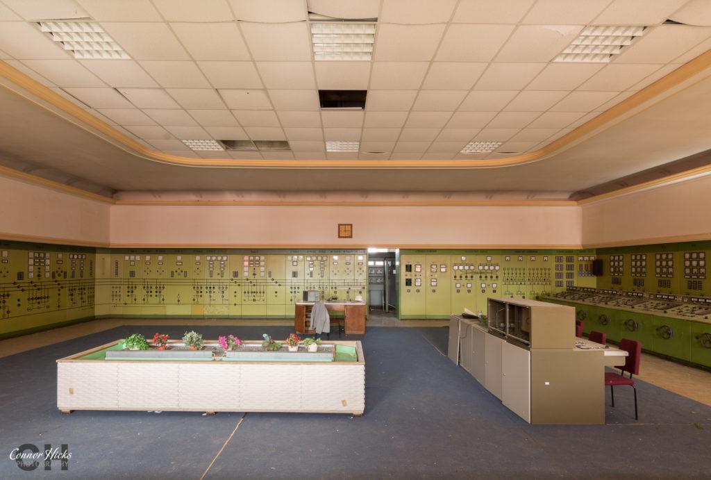 kraftwerk v germany urbex 1024x691 Kraftwerk V, Germany