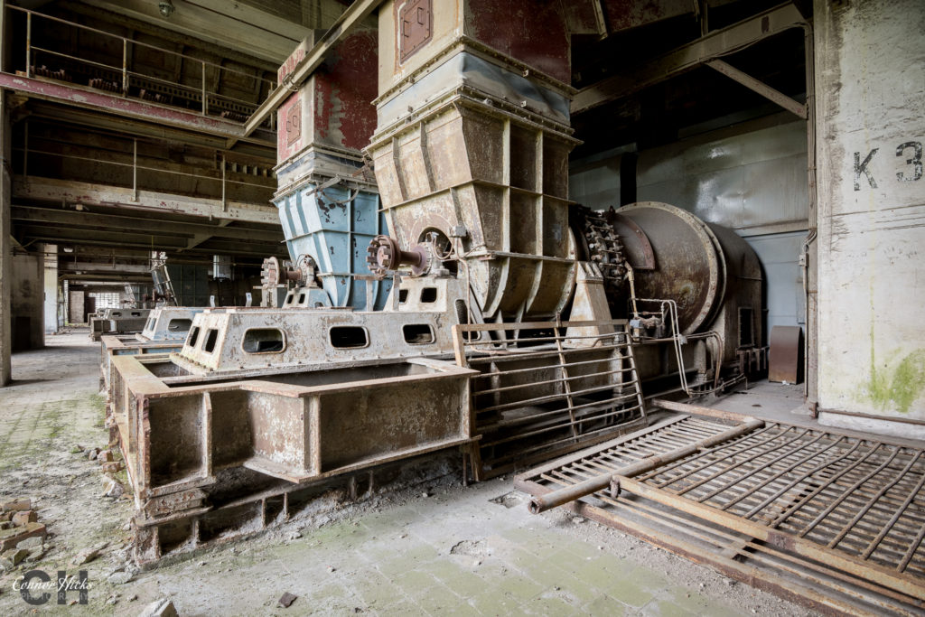 kraftwerk v urbex boilers 1024x683 Kraftwerk V, Germany