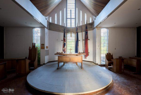 Malsis school urbex yorkshire chapel 1024x691 Malsis School, North Yorkshire