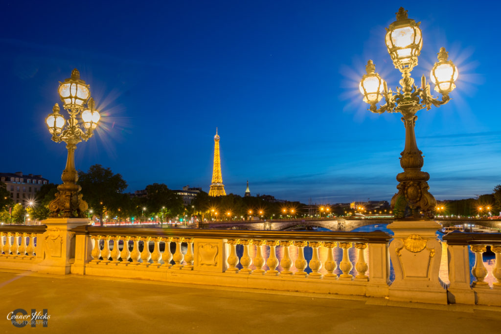Paris Eiffel Tower Night 1024x683 Travel