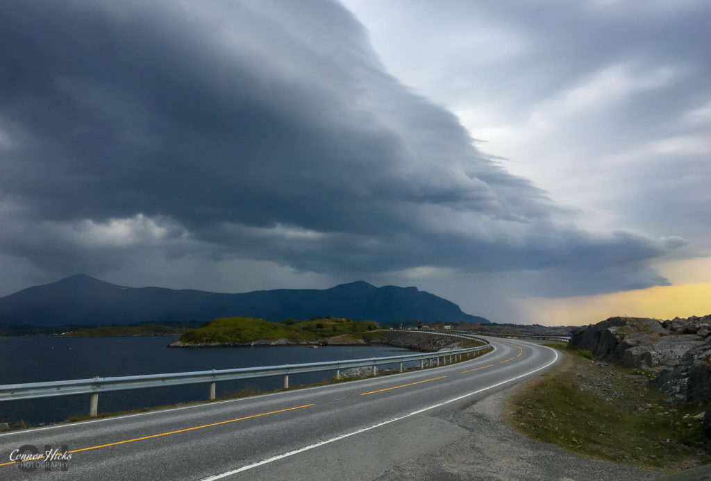 atlantic ocean road norway storm 1024x693 Travel
