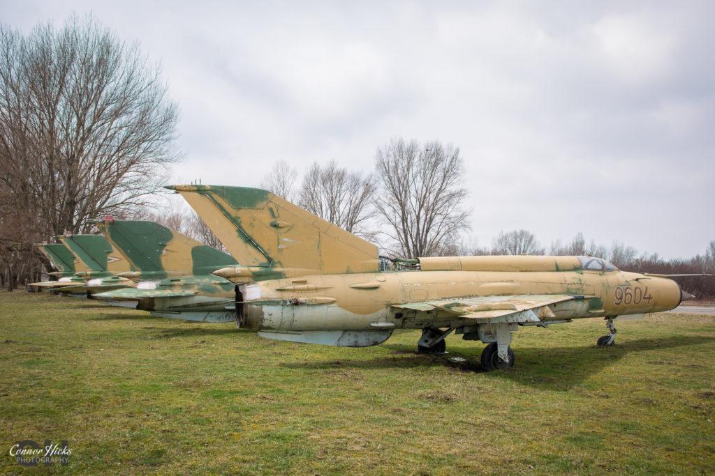hungary urbex migs 1024x683 Plane Graveyard, Hungary