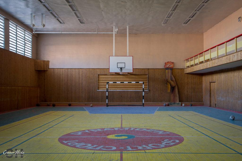 pyramien sports hall  1024x683 Pyramiden, Svalbard