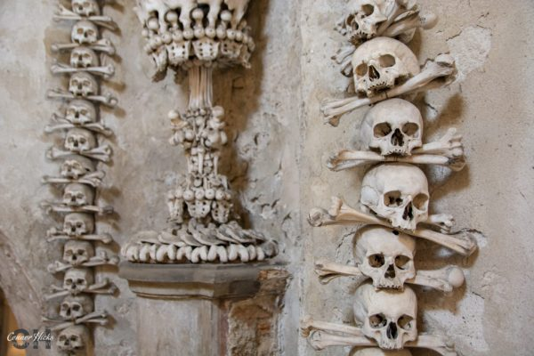 skulls church sedlec ossuary 1024x683 Church Of Bones, Czech Republic