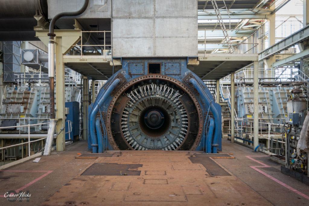 turbine urbex power station fawley 1024x683 Fawley Power Station