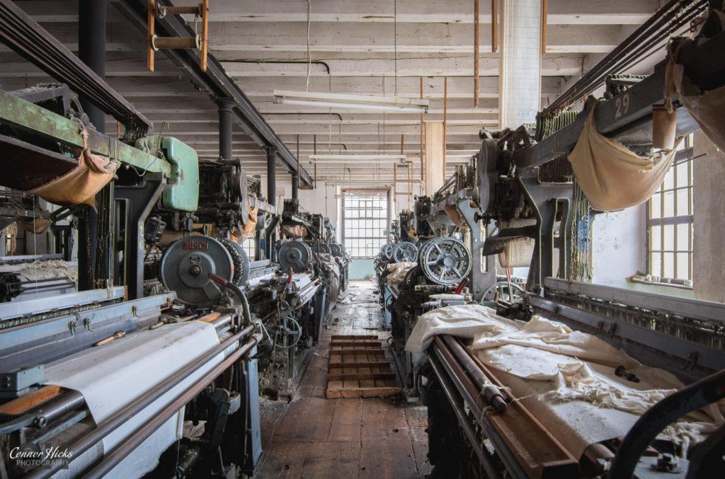 urbex austria cotton mill 1024x677 Cotton Factory, Austria