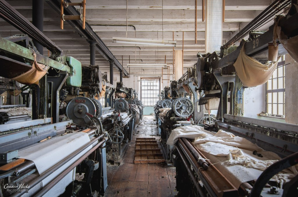 urbex austria cotton mill 1024x677 Cotton Factory, Austria