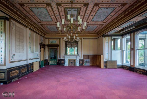 urbex malsis school yorkshire mansion 1024x692 Malsis School, North Yorkshire