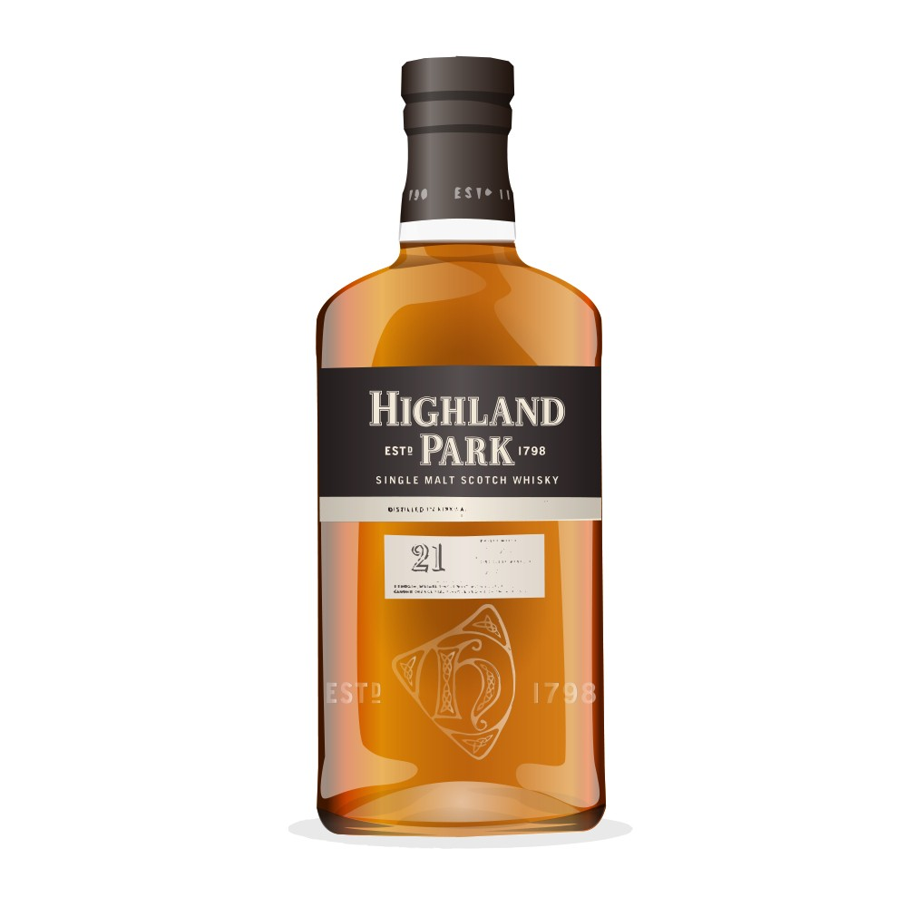 Highland Park 21 Year Old Reviews  Whisky Connosr