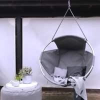 Cocoon Outdoor Hang Chair by Trimm Copenhagen