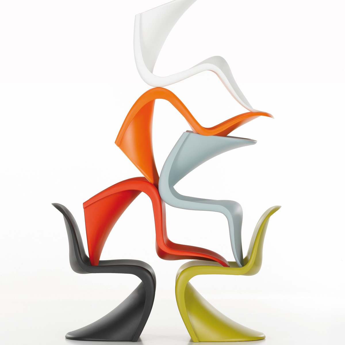 panton chair review brown leather dining chairs by vitra in our interior design shop
