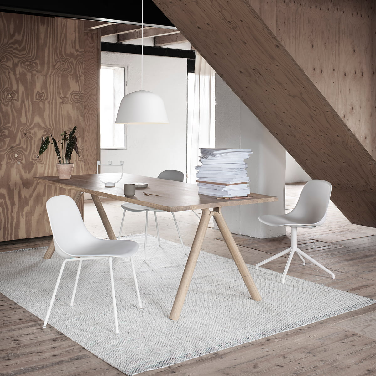 Split Table  Muuto  Shop