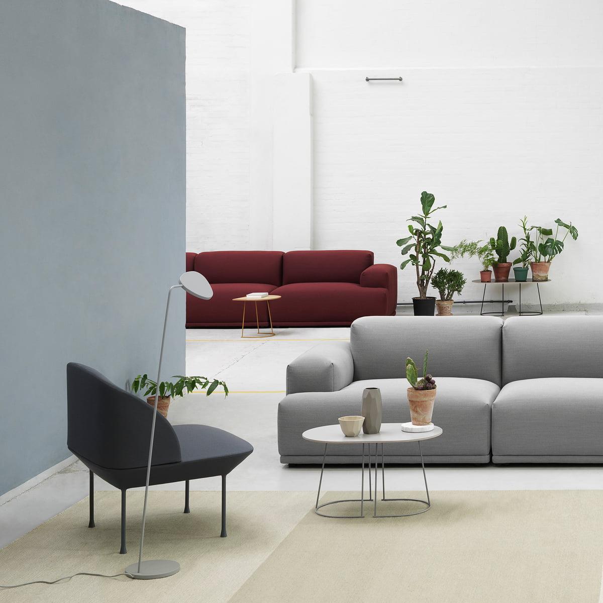 Oslo Lounge Chair Muuto  Connox Shop