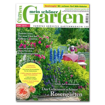 Mein Schöner Garten Zeitschrift Connox