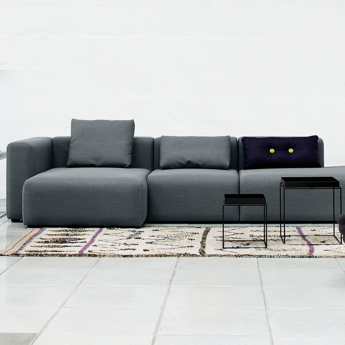 hay sofa mags leder go fabric recliner corner 2 5 sitzer shop