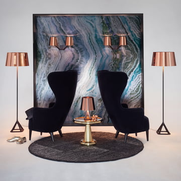 wingback chair for sale steel z base wall light von tom dixon im shop