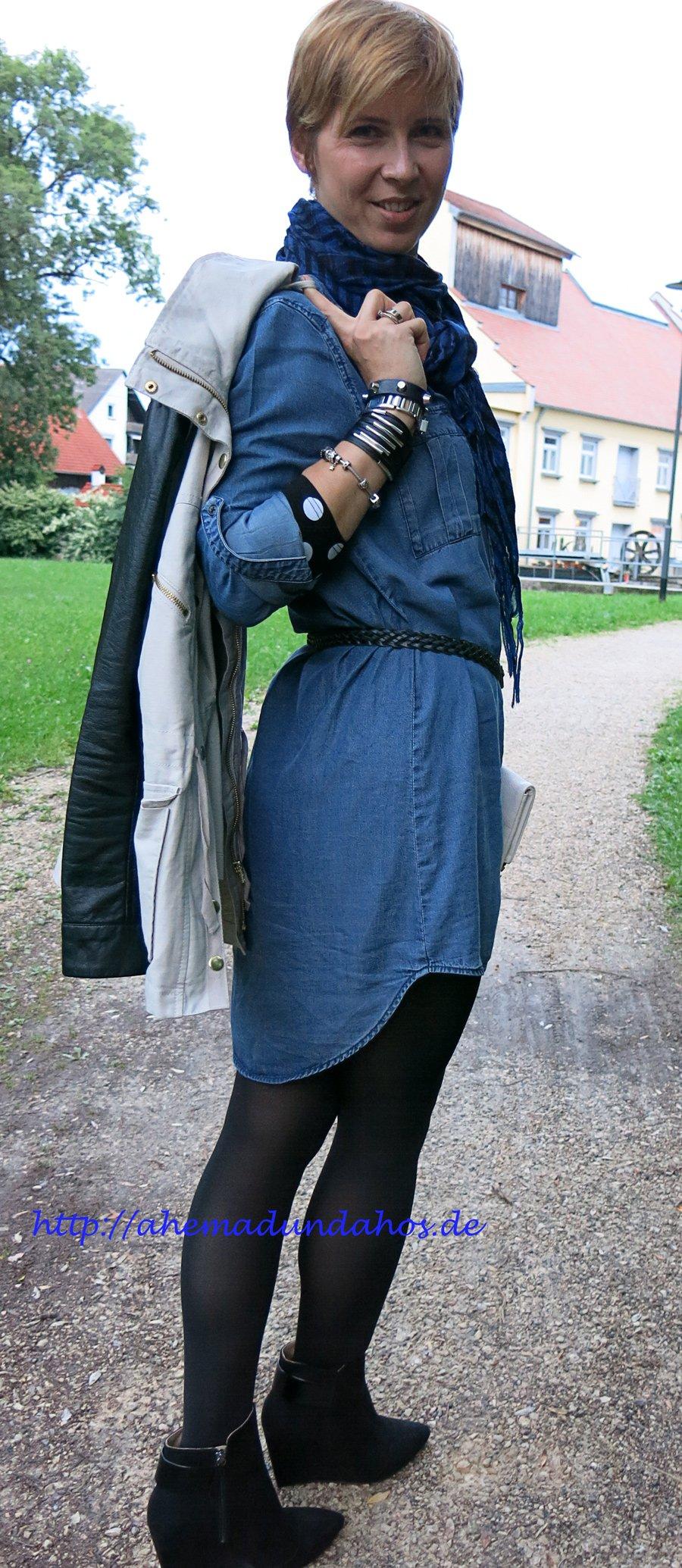 Nicht Hemd, nicht Bluse - Kleid