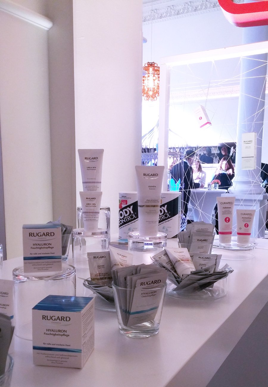 YUPIK, infoday, rugard kosmetik, dr. scheffler, München, Lenbach Palais