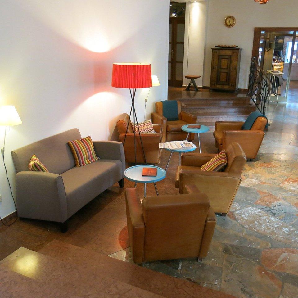 Salzburg, Sightseeing, Ausflug, Wochenende, Conny Doll, Sehenswürdigkeiten, Lobby, Hotel Auersperg