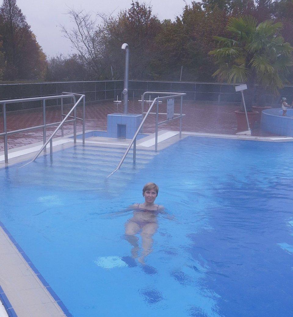 Freundinnen-Tage in Bad Griesbach, Drei Quellen Hotel, Therme, Hamam, Conny