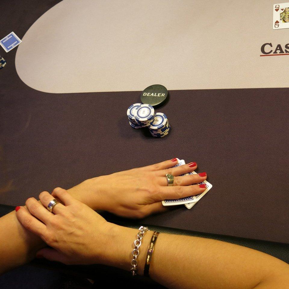 Casino, Salzburg, Conny Doll, Abendkleid, Casinorestaurant, Dinner, Schloss Kleßheim, Pokerspiel