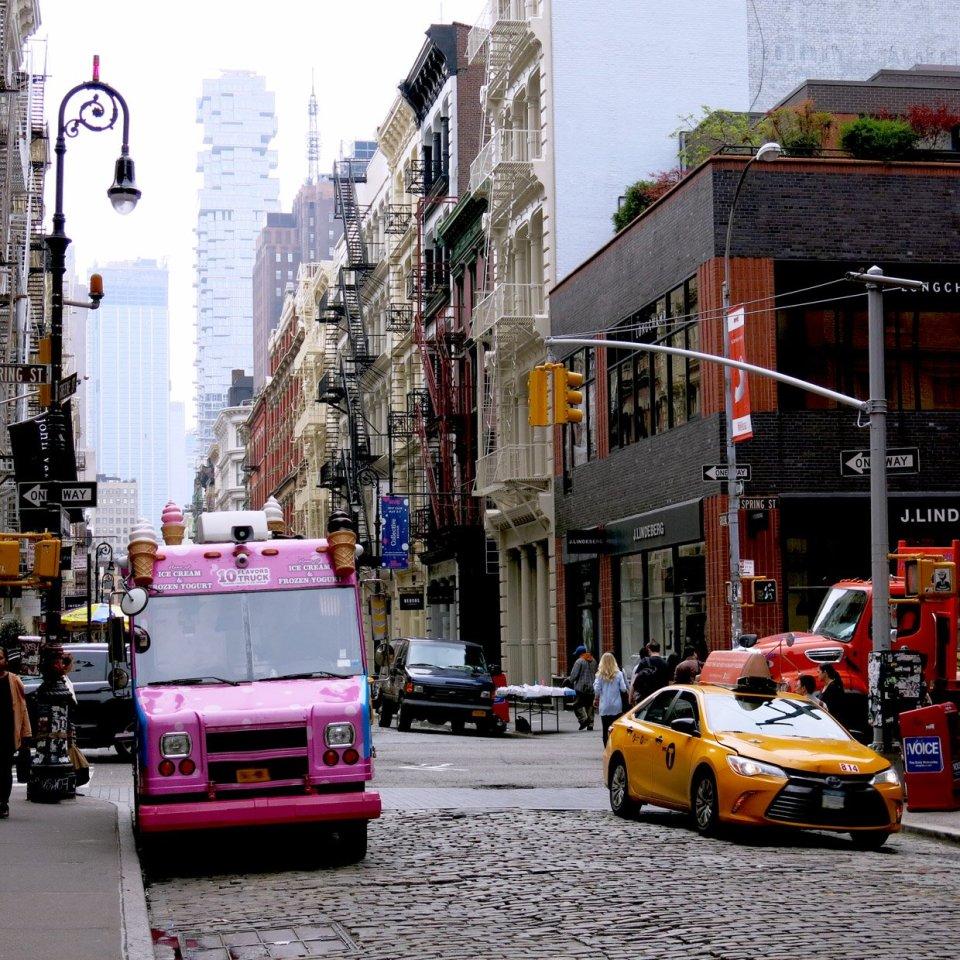 Power-Sightseeing, New York City, Conny Doll, Fashionblog,Soho