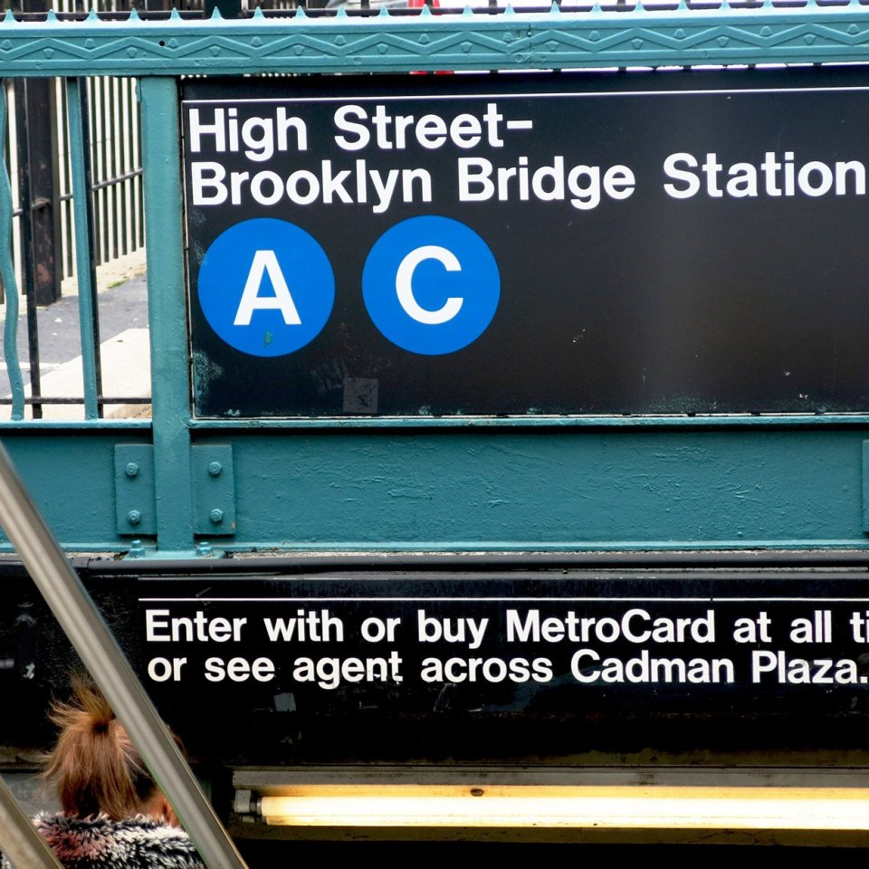 Power-Sightseeing, New York City, Conny Doll, Fashionblog, subway station