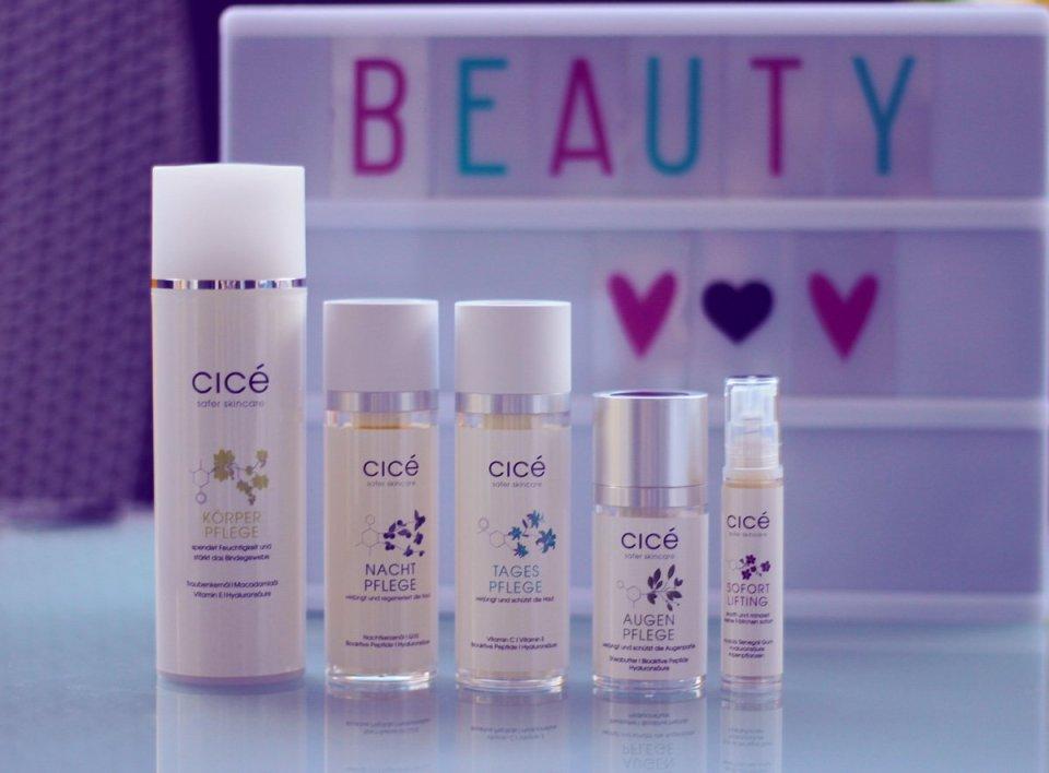 Cicé-Aktion, connydoll, Kosmetik, Hautpflege,