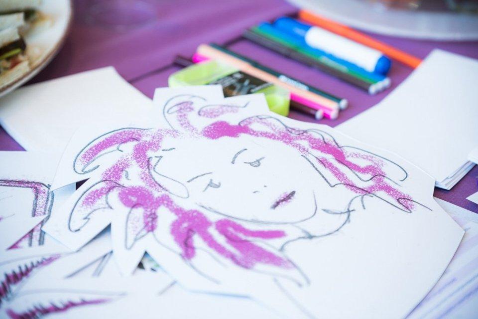 Conny Doll Lifestyle: Wechseljahre, Workshop, Blogger, Entspannung,