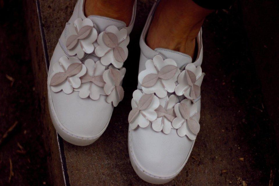 Conny-Doll-Lifestyle: Schuhe für den Hallux Valgus, LaShoe, Sneaker,