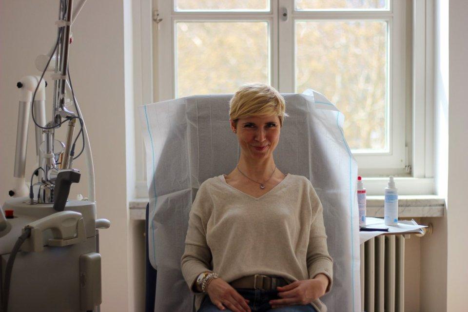 conny doll lifestyle: conny doll lifestyle: Forever young: Behandlung mit BBL bei der Villa Bella in München,