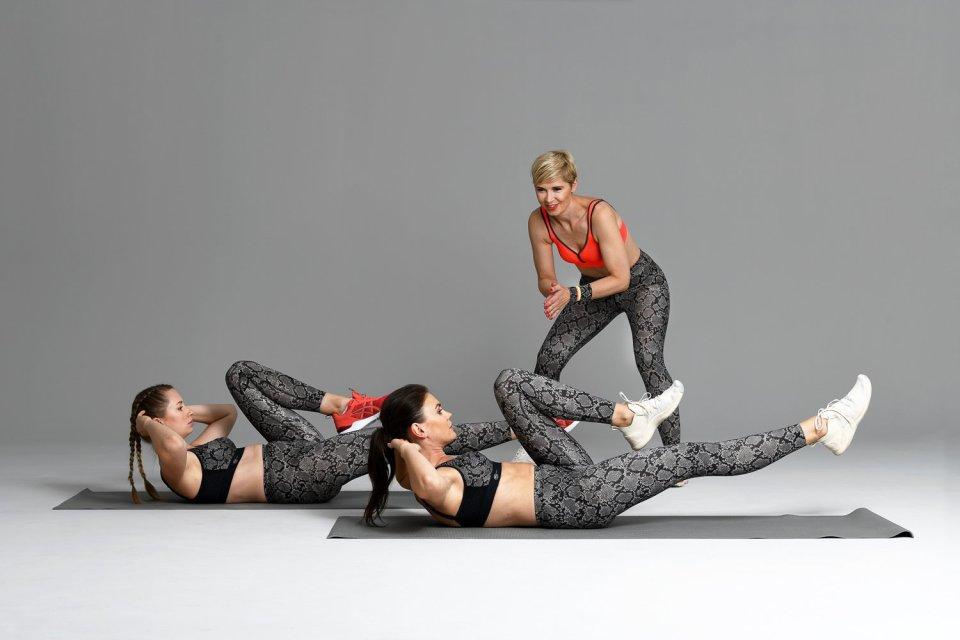 conny doll lifestyle: Ein guter Tag für Sport, Langhantel, Sport, Bewegung, motivation