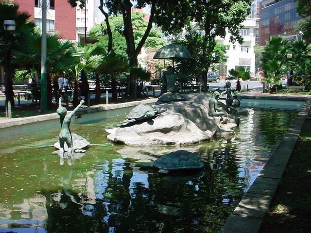Monumento a la Infancia en Cali Valle del Cauca  Turismo