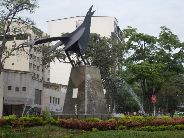 Monumento a Maria Mulata en Cali Valle del Cauca