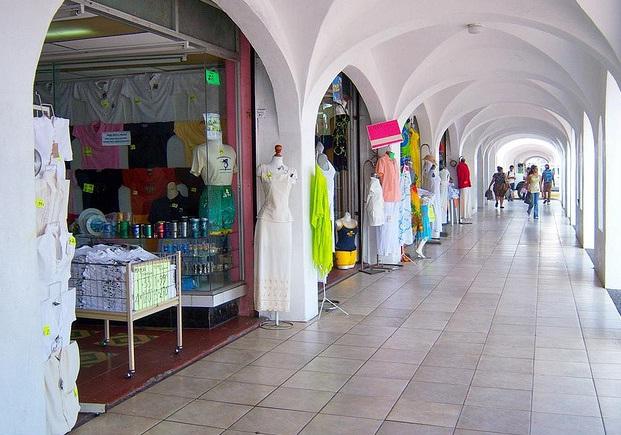 Centro de Manzanillo