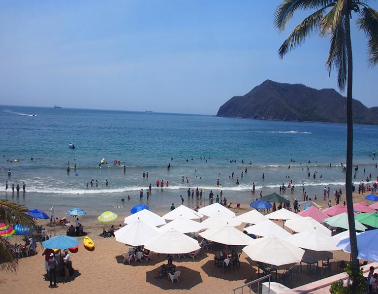 Playa Miramar Manzanillo