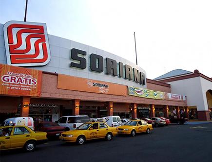 Soriana en Manzanillo