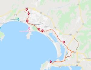 ruta 4 transporte en manzanillo