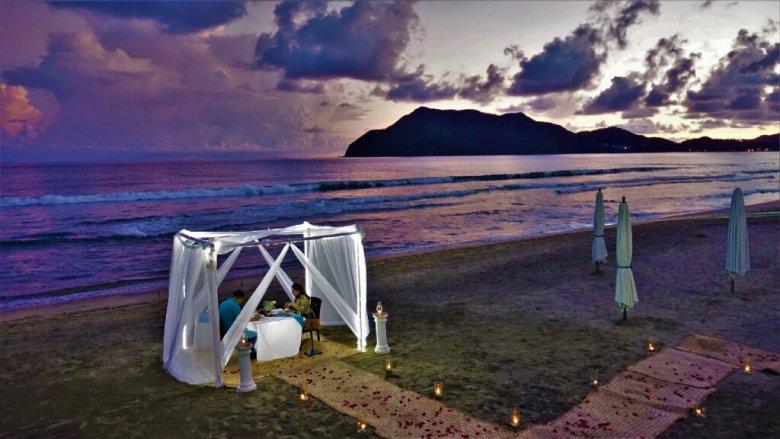 cenas romanticas manzanillo