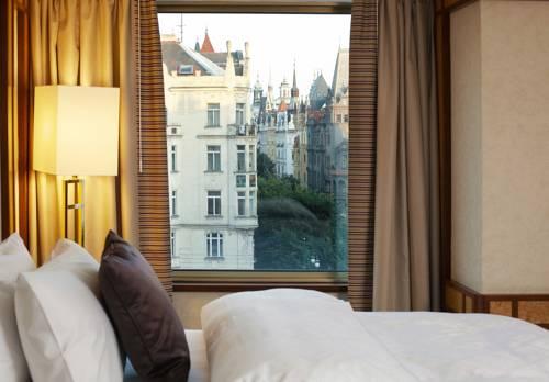 InterContinental Prague Reserva online en este hotel de 5