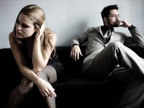 Indiferencia en la pareja