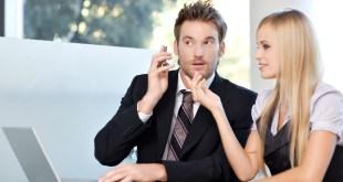 ¿Es buena idea salir con alguien del trabajo?