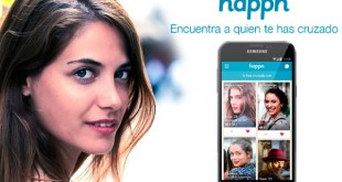 Happn: la app para conocer a gente con la que te cruzas