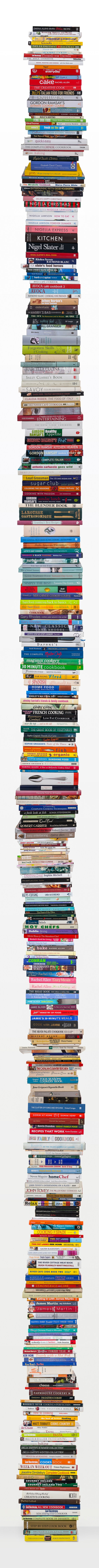 Cookbooks-Stack