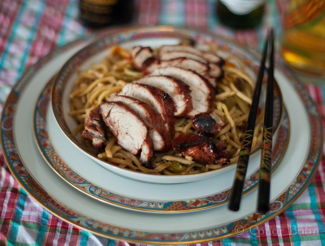 Char Sui Roast Pork