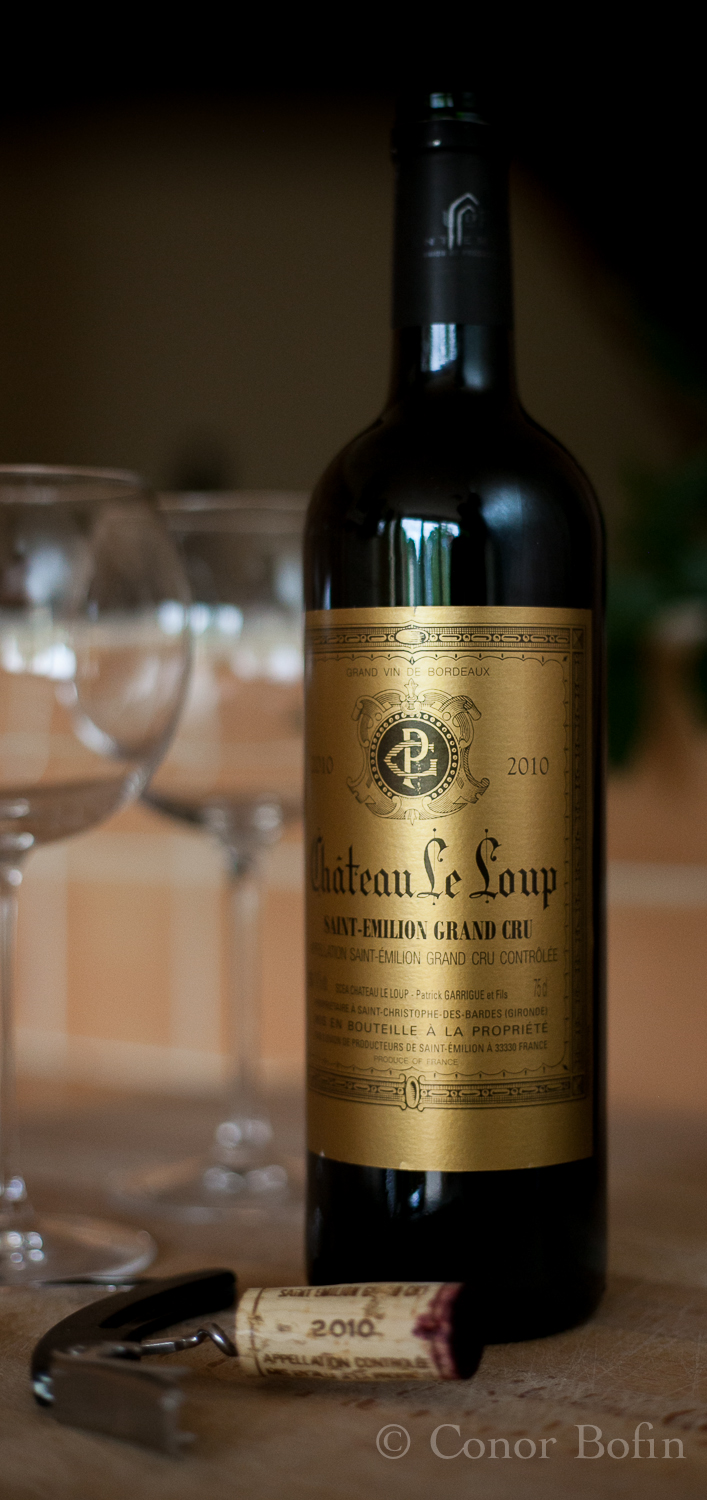 Incredible St. Emilion value. A wonderful inky black wine full of complexity and body.