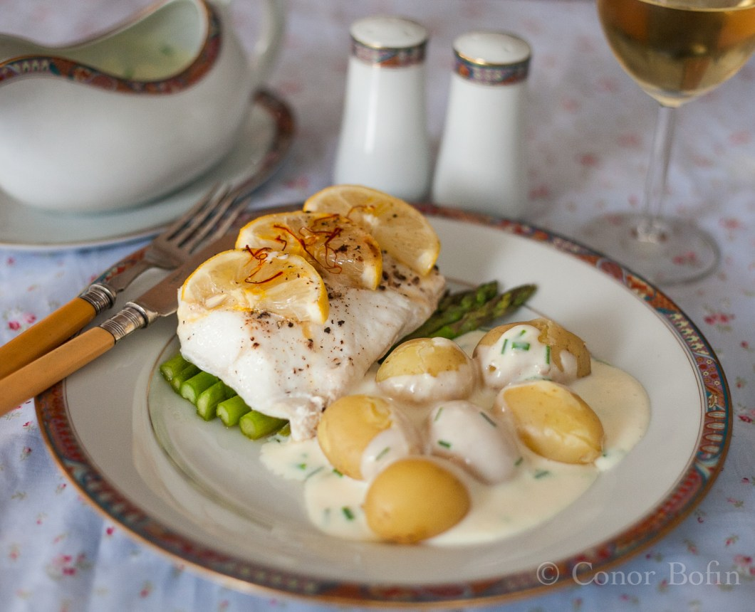 Cod with asparagus (6 of 6)