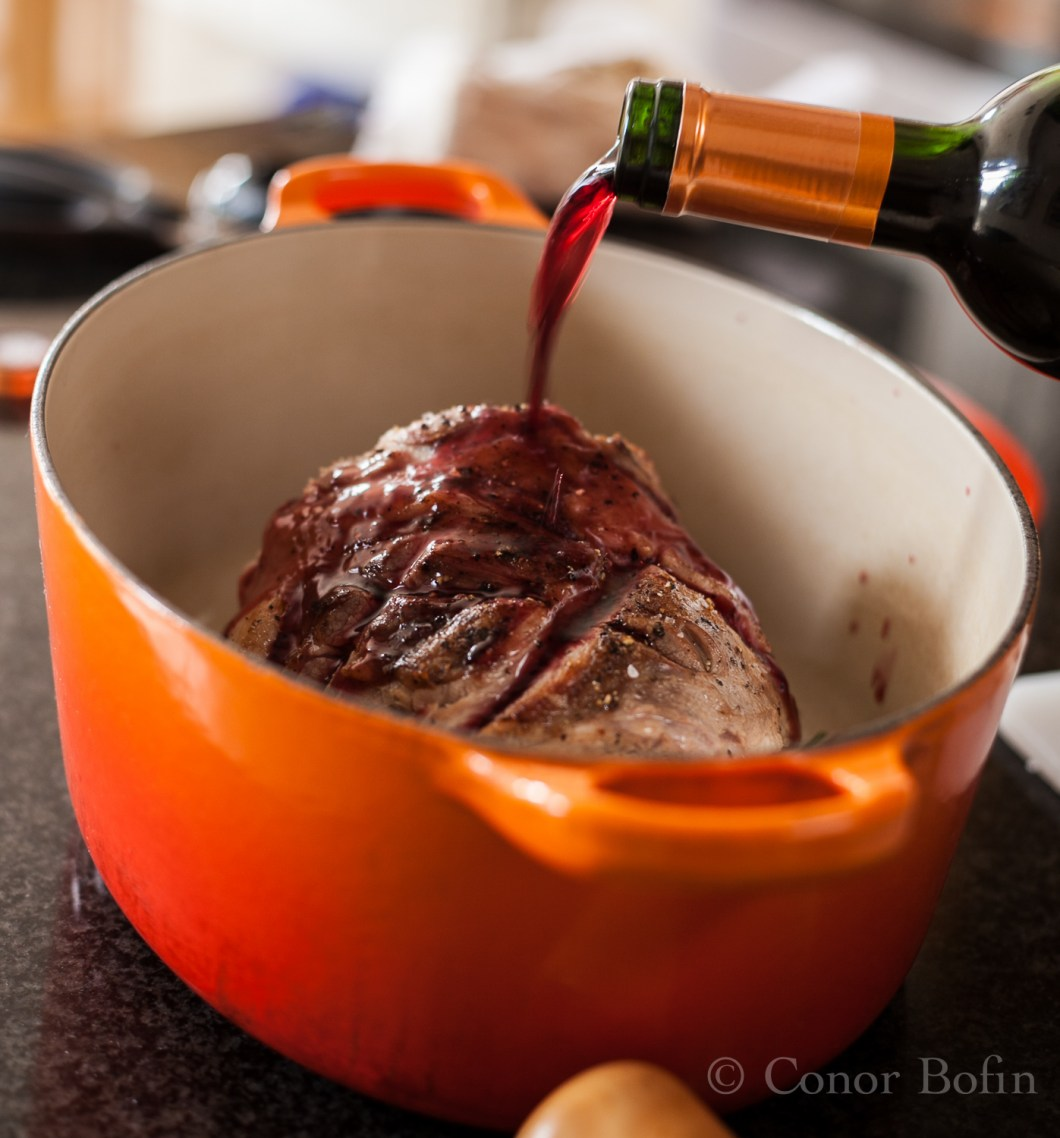 The better the wine, the better the gravy. Don't give them reason to take offence.